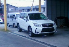 2014 Subaru Forester XT 2.0L Turbo -фото из Японии